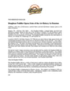 TDP Houston Opening Press Release 19.02.