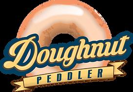 Doughnut Peddler Logo