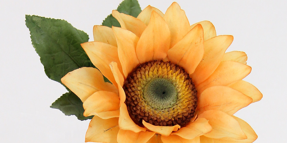 Sunflower - Gum Paste Flower