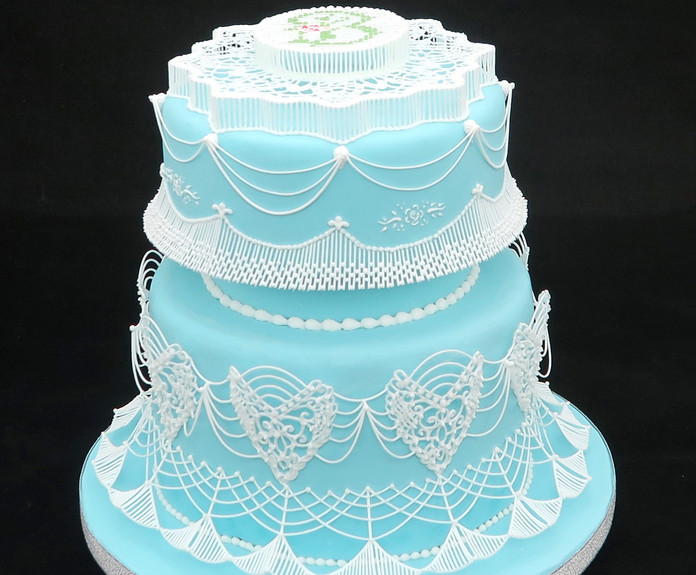 Royal Icing Extension Work - Advanced Techniques