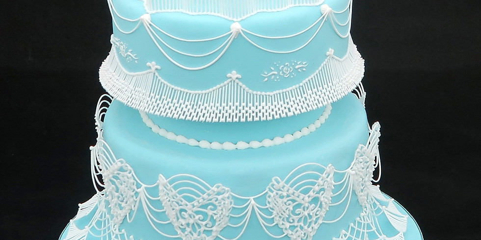 3-Day Course - Royal Icing Extension Work - Advanced Techniques