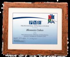 2015全球PME證書課程學生人數最高獎