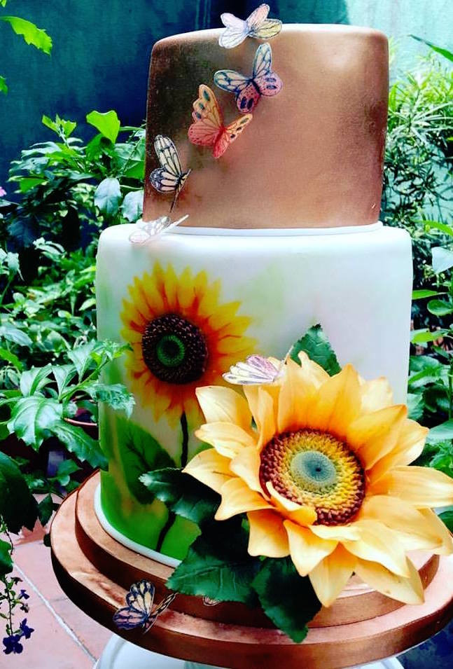 Sunshine Lover Cake