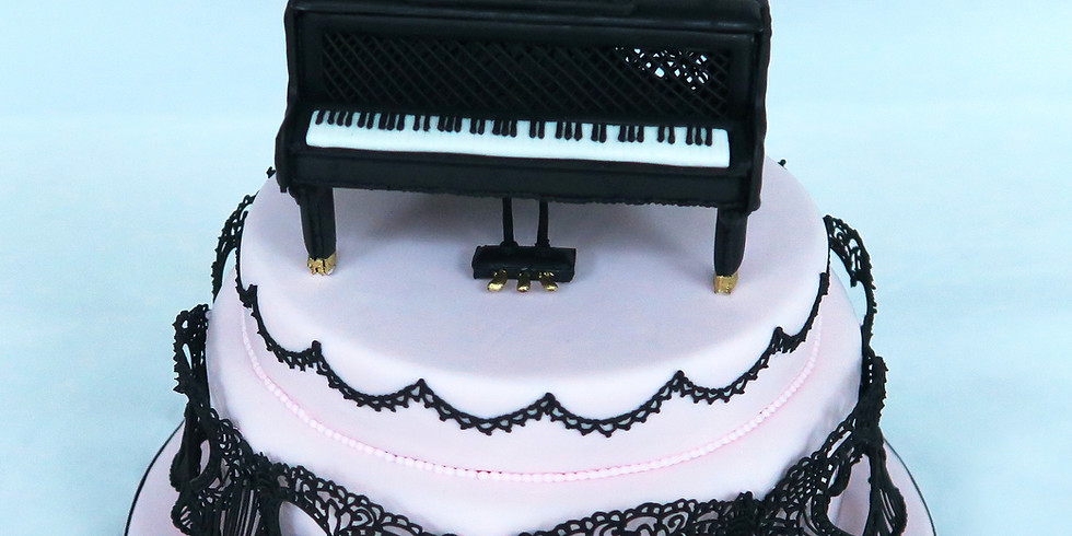 3-Day Course - Grand Piano