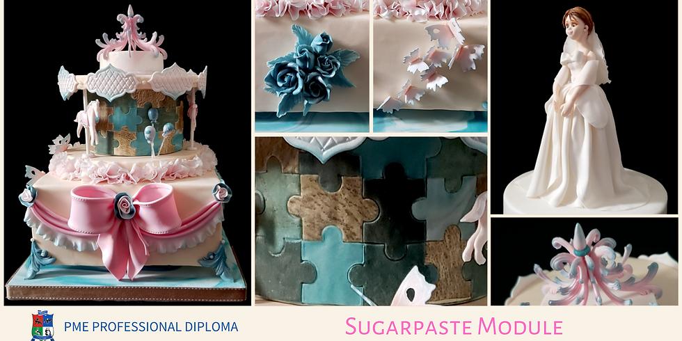4-Day Intensive Course - PME Diploma - Sugarpaste Module