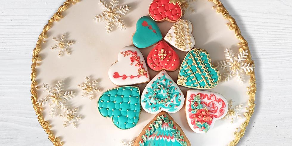 Giant Christmas Cookie