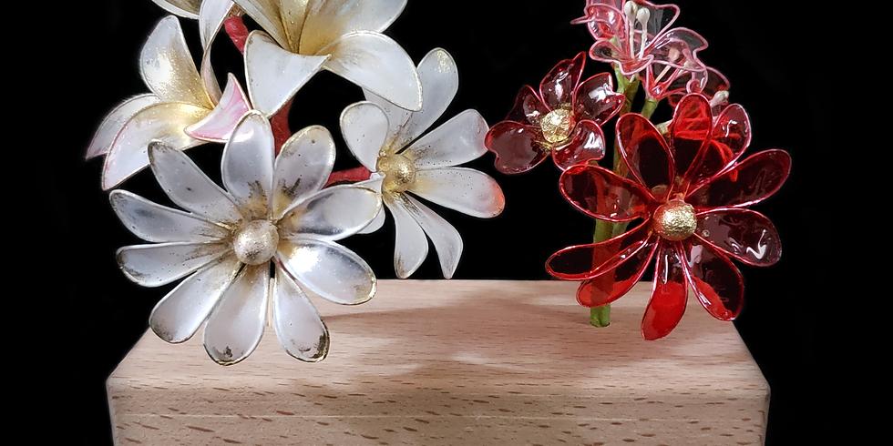 Gelatin Flowers - Afternoon Class