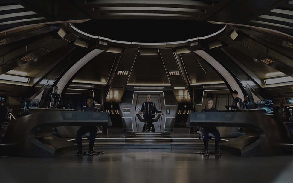 John S. Scott Star Trek
