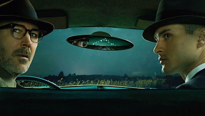 Project Blue Book TV Director John Scott