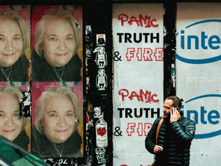 Panic, Truth, & Fire
