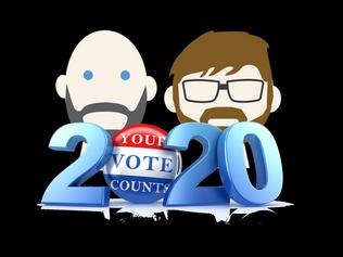 Election Day USA 2020