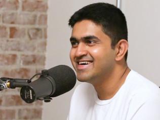 HackerRank CEO, Vivek R