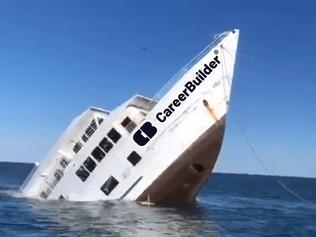 CareerBuilder is Sinking