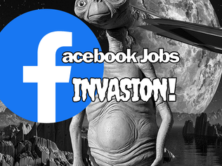 Facebook Jobs Invasion