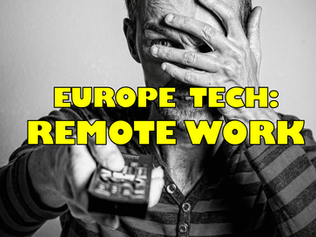 European Tech: Remote Work