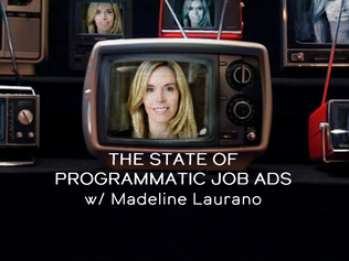 The State of Programmatic Job Ads