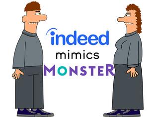 Indeed Mimics Monster