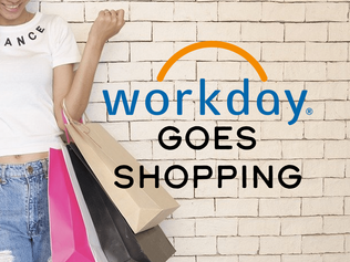Workday Goes Shopping