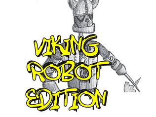Europe: Viking Robots Edition