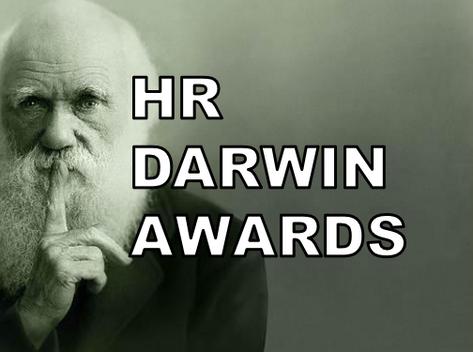 HR Darwin Awards