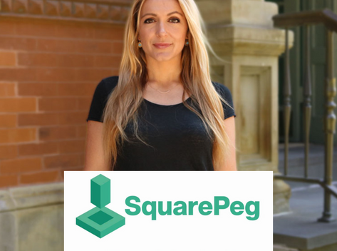 FIRING SQUAD: SquarePeg CEO Claire McTaggart