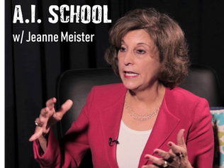 A.I. School for HR w/ Jeanne Meister