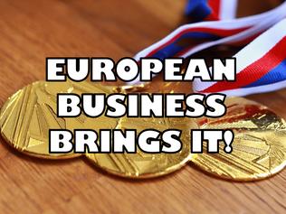 European Business Brings it!