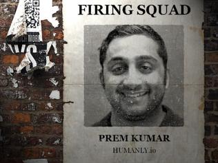 Firing Squad: Humanly's Prem Kumar