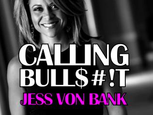 Calling Bullshit w/ Jess Von Bank