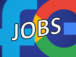 Facebook Goes Google 4 Jobs