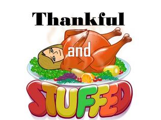 Thankful and Stuffed