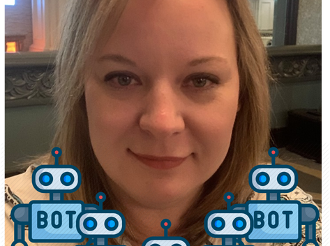 Chatbot Queen Talks Whitespace