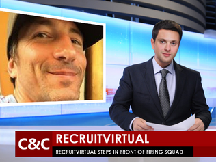 Firing Squad: RecruitVirtual's Keith Ringer