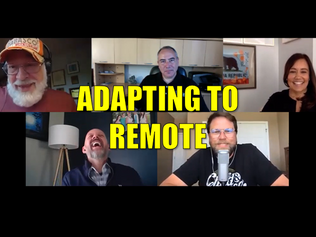How Are You Adapting to Remote?