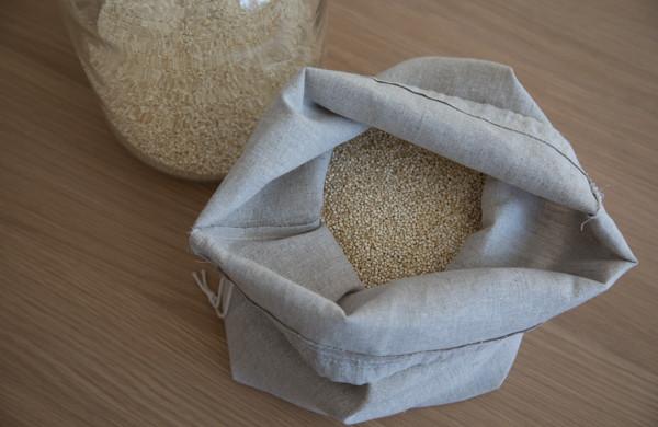 Tutorial: Sew a Simple Drawstring Bag