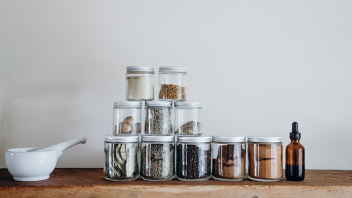 Convert to a Plastic-Free Pantry System in Three Steps