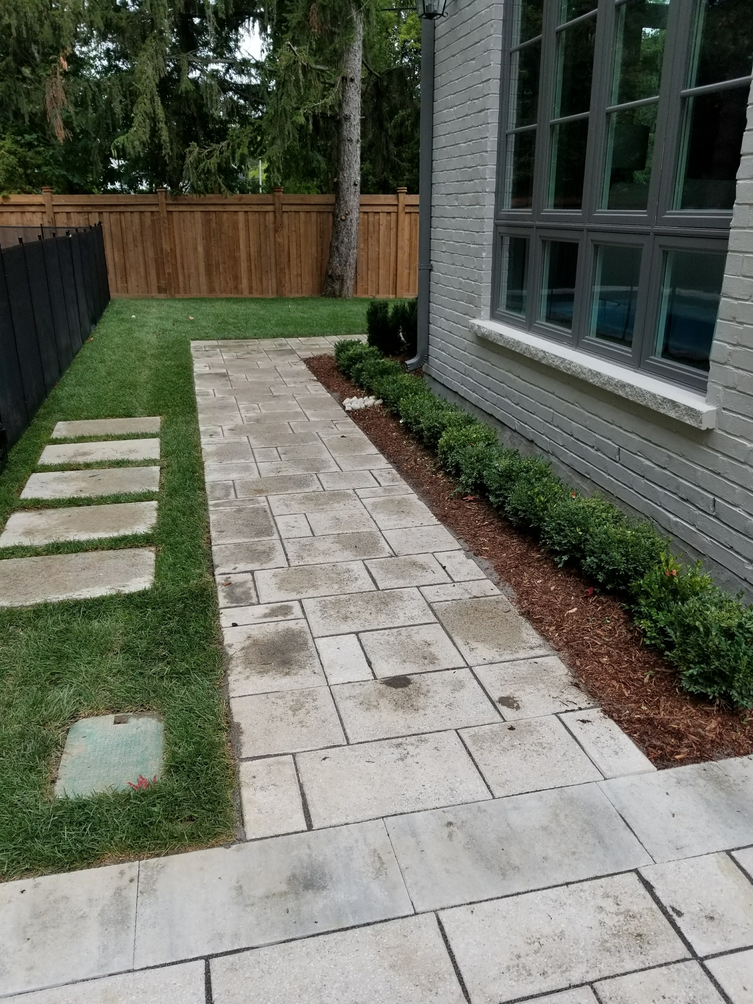 Planting and Landscaping