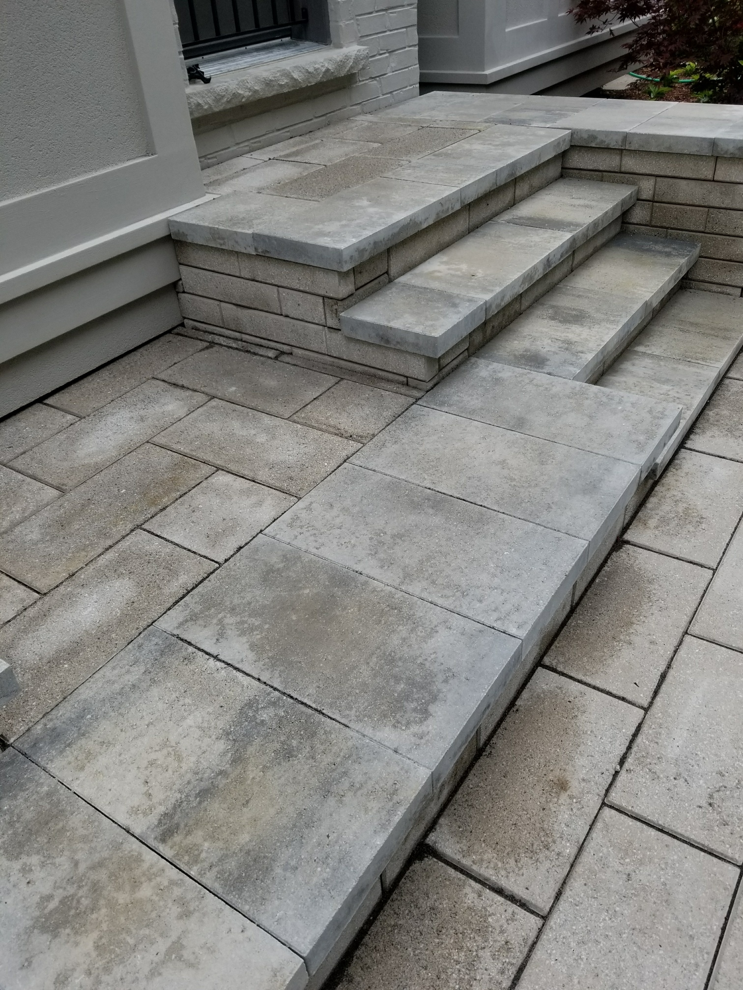 Stone and Paving