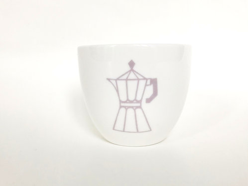COFFEE CUP PURPLE