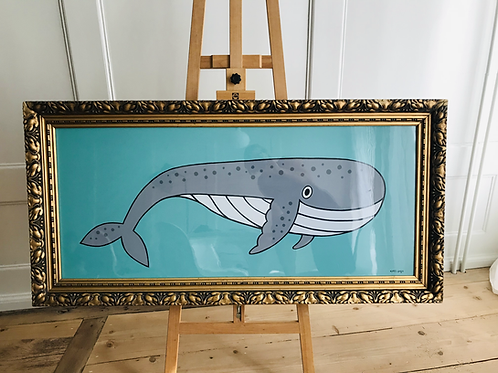 WHALE TURQUOISE