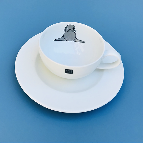 CUP SEAL SWISSAIR