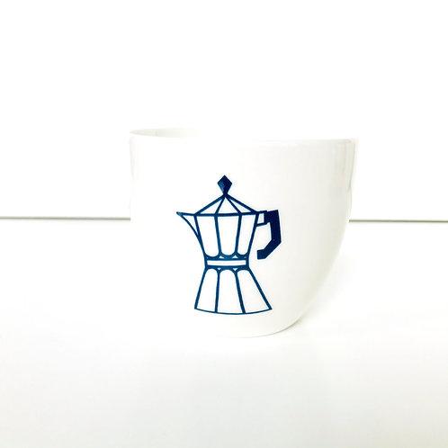 ESPRESSO CUP NAVY BLUE
