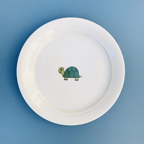 PLATE TURTLE