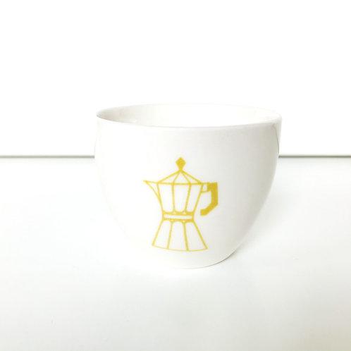 ESPRESSO CUP YELLOW