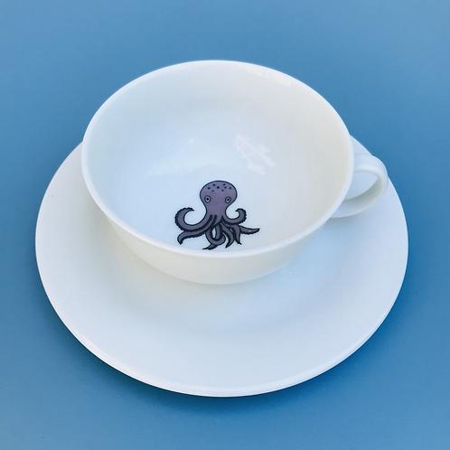 CUP OCTOPUS