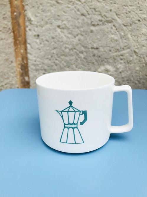 BIG CUP ESPRESSOPOT GREEN