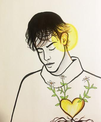 Listen // Jeffrey Wang — Illustration