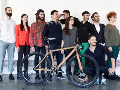 Woodencycle Launches at Milan Design Week 2014