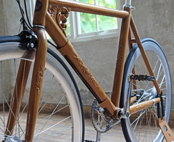 Woodencycle Curved