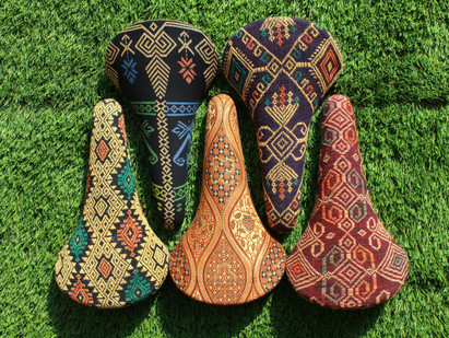 Traditionally Made Hand-weaved Saddles